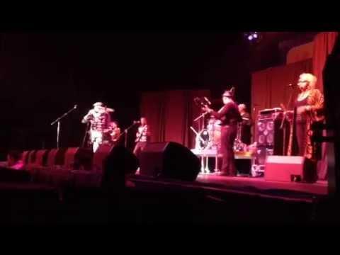 Steve Arrington live in Denver.