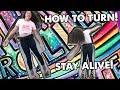 HOW TO TURN ON ROLLER SKATES! | Planet Roller Skate