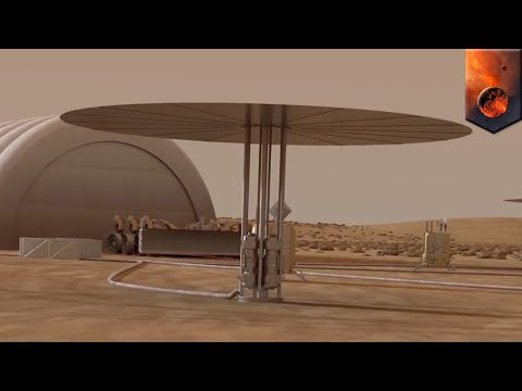 Mars nuclear reactor: Kilopower nuclear power system could sustain future colony on Mars - TomoNews