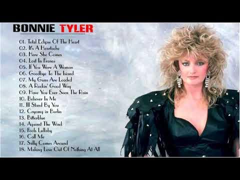 Best Bonnie Tyler Playlist   Bonnie Tyler Greatest Hits Album [Music Playlist]