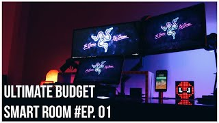 Ultimate Budget Smart Room Ep. 01