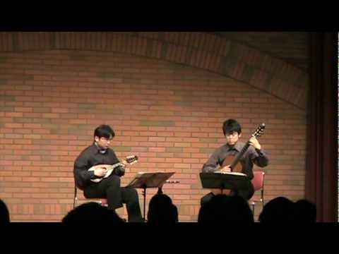 Centone di Sonate Sonate 1 (N.Paganini) LIVE