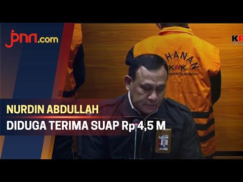 Wow, Nurdin Abdullah Diduga Menerima Suap Senilai Rp 4,5 Miliar