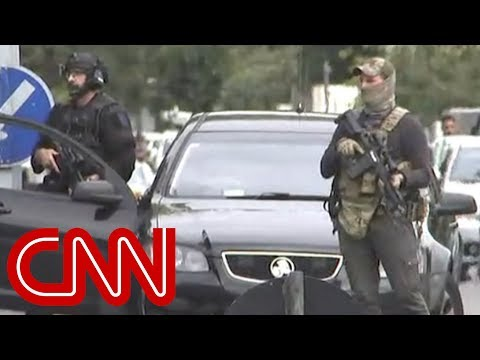 49 killed in terrorist attacks on New Zealand mosques