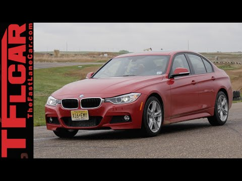 2017 Bmw 335i Xdrive Behind The Scenes 0 60 Mph Testing Revealed