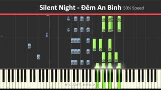 Silent Night - Đêm An Bình - 50% Speed