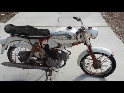 Puch Sears Sabre Parts Bike Craigslist Find Youtube