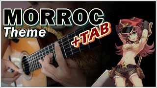 Download (Ragnarok) Theme of Morroc - Classical Fingerstyle Guitar w/TAB MP3 song and Music Video
