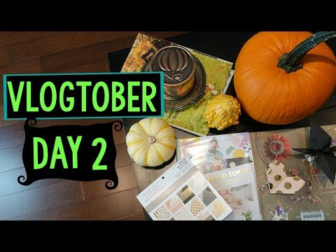 Vlogtober 2017 Day 2: ORIGAMI, THAI, BEST FACE WASHES ??