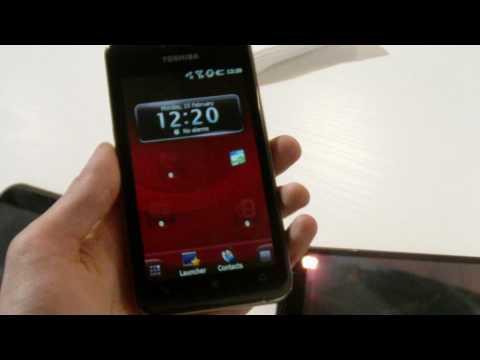 Първи минути с Toshiba TG02 и K01