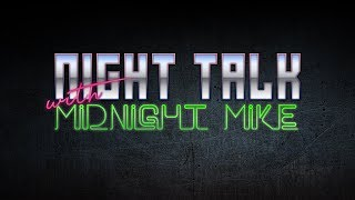 NIGHT TALK LIVE - Trump Space Force | Gary Mckinnon and the Secret Space Program | Open Lines
