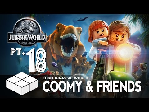 LEGO Jurassic World #18 - Coomy and Friends | Co-Op PC Gamep