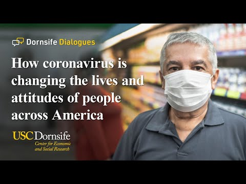 How Coronavirus is Changing the Lives & Attitudes of People Across America