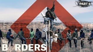 Europe's most fortified border is in Africa