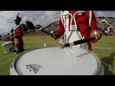 Kauai High School 2016 Homecoming (Snare POV)