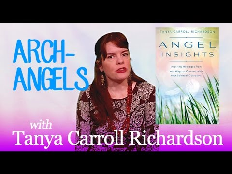 """Archangels"" with Tanya Carroll Richardson"