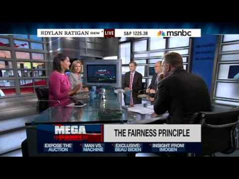 Thom Hartmann talks about getting money out of politics w ...