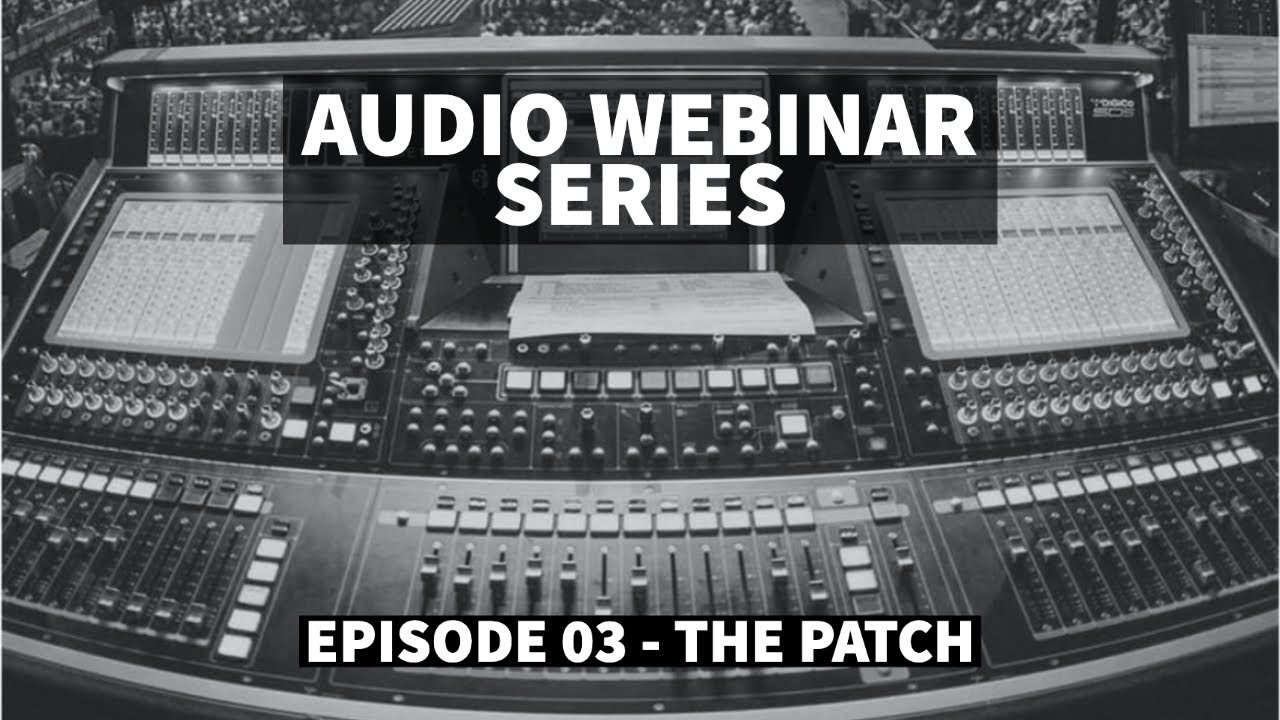 """The Patch"" ft Ricki Cook, Justin Arthur and Andrew Crawford - Audio Webinar #3"