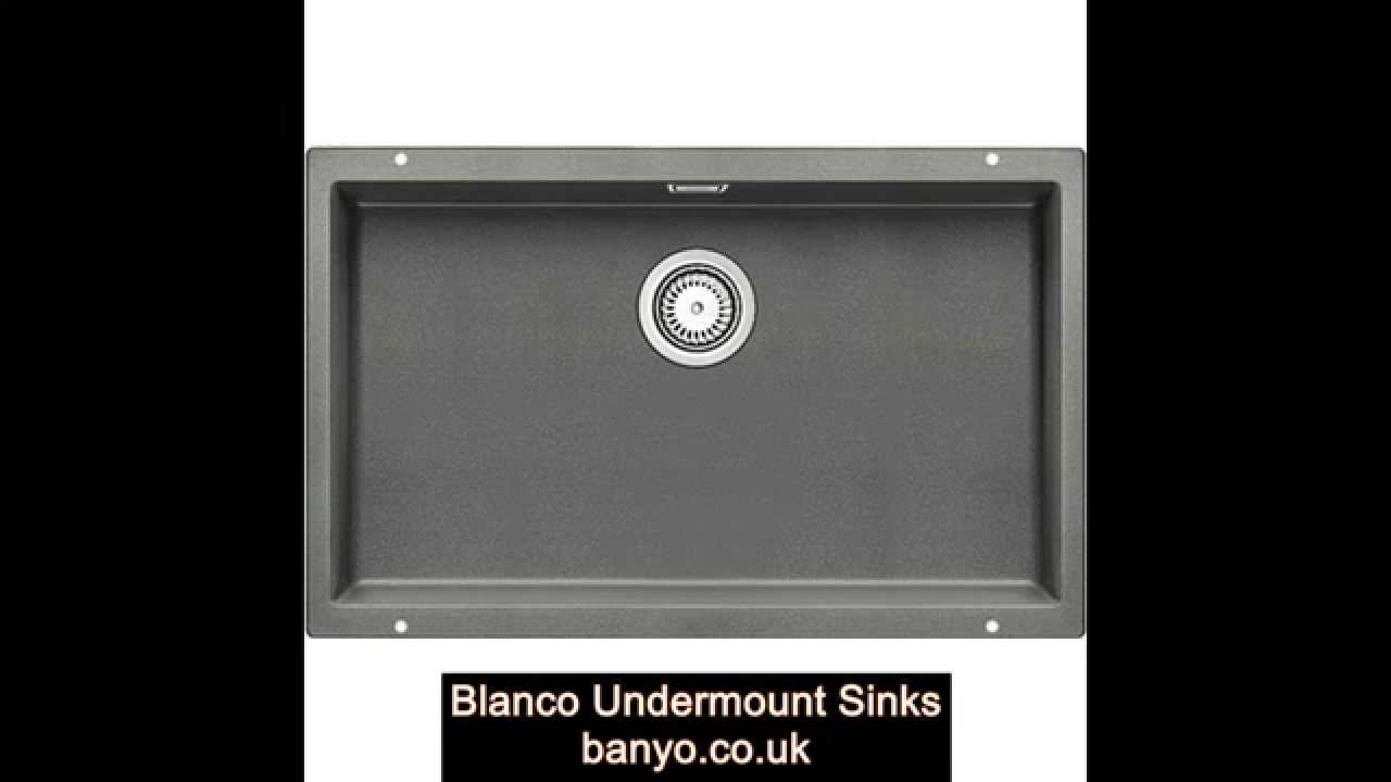 Blanco Undermount Sinks