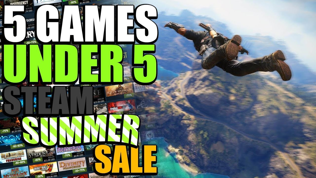 steam summer sale 2018 gta v