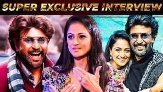 Baixar EXCLUSIVE: The Story Behind PETTA Poster Simran Opens Up | Superstar Rajinikanth | SM 27