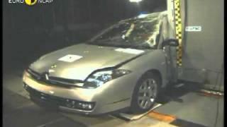 Краш-тест и видео краш-тест Citroen C6 (Ситроен К6) - Автомобильный информационный портал - AutoTurn.ru