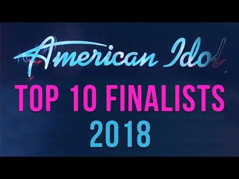 Final 10 Finalis American Idol Hasil Musim 16   American Idol 2018