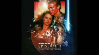 Star Wars Episode II Soundtrack- Return To Tatooine