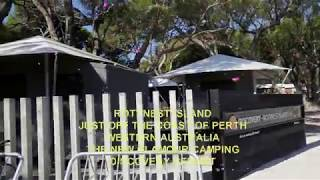 Discovery Glamping Tents Rottnest Island Perth Western Australia