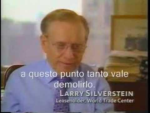 9/11 Larry Silverstein Interview (sub ITA)