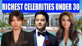Richest Celebrities Under 30
