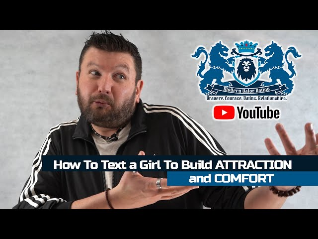 How To Text Her And Get Her Wanting To See You More (and get her to start chasing you!)