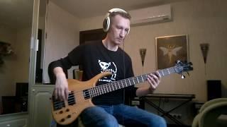 Opeth- Bleak- Bass cover