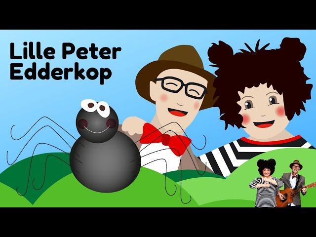 Lille Peter Edderkop | Popsi og Krelle