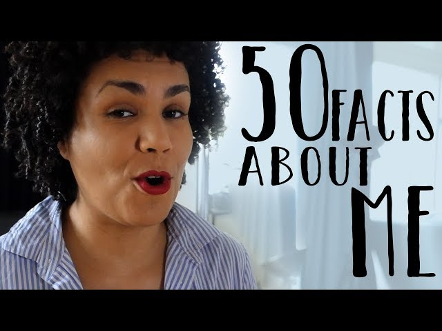 50 Facts about me | Josefa Nereus