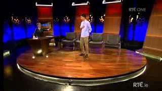 Graham Norton vs Late late show
