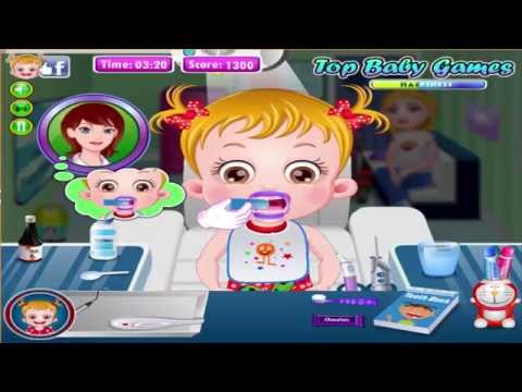 Baby Hazel Gums Treatment Baby Games