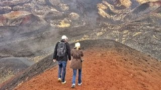 Mt Etna Sicily, Italy - In the Clouds Top 10 Video