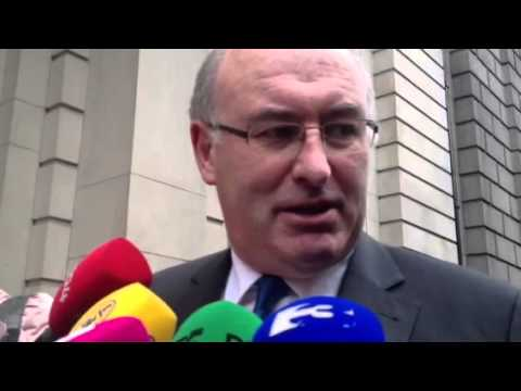 Phil Hogan on Anglo tapes