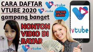 Cara Daftar Vtube 2020 Registrasi Anggota Youtube