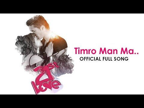 Timro Man Ma K Cha K Cha - 21st LOVE | Full Song | Melina Rai | Subha | Ft. The Cartoonz Crew