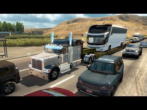 American Truck Simulator 2.0 #80 | Camion International 9900i + Carga Extrema | JMGamer
