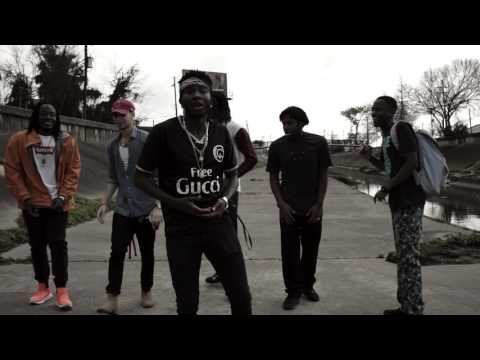 For the Greater Good presents the Xavier University of Louisiana hip-hop cypher