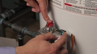 how to reignite a hot water heater hot water heaters