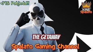 The GETAWAY i NOVI Shop... - Fortnite Balkan - Cilj 2400 subova #319