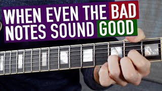 How to NEVER Hit WRONG Notes Again!