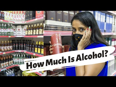 What's The Cost of Alcohol? | How To Get Alcohol In UAE?