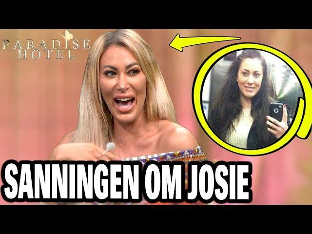 Q&A: Josie avslöjar bortklippta regelbrottet i Paradise Hotel