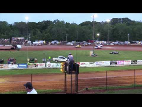 Bloomington Speedway   5.26.17   Hornets   Heat 2