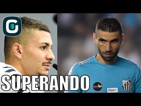 Tensão No Santos: Peixe Se Recupera De Goleada Sofrida Para O Grêmio- Gazeta Esportiva (08/05/18)